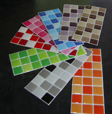 Smart Tile Maya Mosaik by Gama De Tonos En Gresite Pequeño Cenefas Autoadhesivas Para
