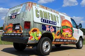 100 Food Truck Wraps Comfort Design Ideas Catering Van Ideas Partial Van Wrap Ideas