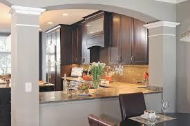 35 Elegant One Wall Kitchen Ideas Pics