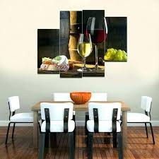 Picturesque Artwork For Dining Room Art Ideas Wall Decor Area