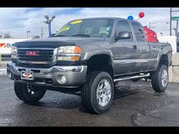 100 Trucks For Sale Reno Nv 2007 GMC Sierra 2500HD Classic SLE 4dr Extended Cab For Sale In