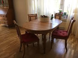 esszimmertisch mit 6 stühlen in nordrhein westfalen menden