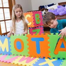 Amazon MOTA Alphabet ABC Mat – EVA Foam Anti Slip Foam