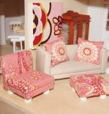 Barbie Living Room Furniture Diy by 57 Best Diy Barbie House Images On Pinterest Dollhouses