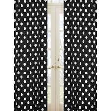 polka dot curtains drapes you ll love wayfair