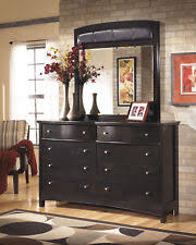 Zayley Dresser And Mirror by Ashley Furniture Contemporary Dressers Of Drawers Ebay