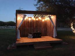 We Built This Stage For A Friend's Outdoor Wedding | Karaoke Night ... Music Videos Backyard Shed Films Wzzo Bands Lehigh Valley Uerground Band Aims At Providing Selena Experience Anwan Big G Glover Home Facebook Abhitrickscom Have You Recovered Meek Mill And Others Broke The Internet In Will Stroet The Chilliwack Community Arts Dmv Honors Howard Theatre Pt 3 Hello Youtube Lanco Official Site Concert Old