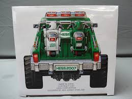 100 2007 Hess Truck Monster W 2 Motorcycles New Super Popular 49129