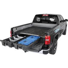 FREE SHIPPING — DECKED 2 Drawer Pickup Truck Bed Storage System