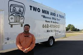 Fulkerson Making The Right Moves | Business | Desototimes.com Two Men And A Truck Vehicle Wrap Done By Monarch Media Designs Spartan Newsroom Mexico La Paz Three Men Lean On Stand Around Bed Of Pickup Truck Guys Seton School Mansas Two Men And A Truck Your Local Dayton Springfield Movers Page 3 Cost Guide Ma Moving In Winter Woerland Save Time Money Fort Lauderdale Boca Raton Home Facebook Case Study