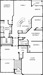 Beazer Homes Floor Plans Florida by 19 Beazer Homes Floor Plans Florida Flamingo Floor Plan