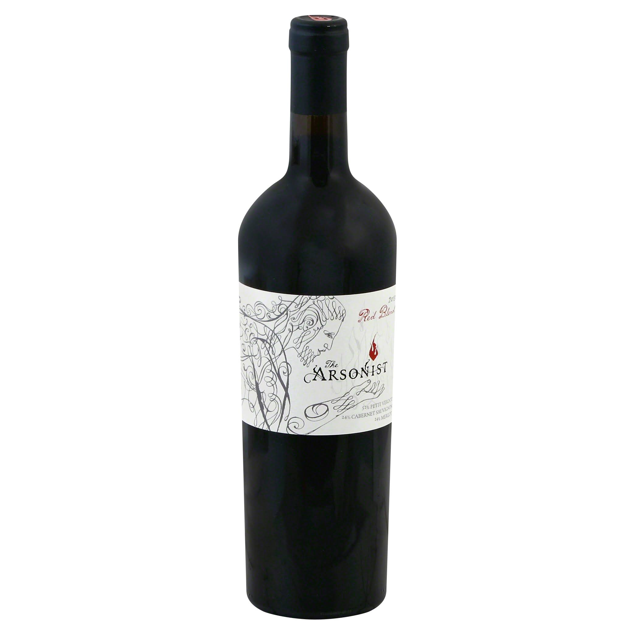 Matchbook Arsonist Red Blend, California (Vintage Varies) - 750 ml bottle