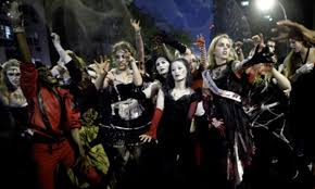 Greenwich Village Halloween Parade Thriller by Top 5 Festivals To See Once In A Lifetime Honest Trip