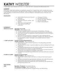 Resume Examples 2017 Technology Plus Help Desk Computers And Sample Write A Online For Frame Astounding