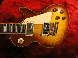 Edwards Jimmy Page Relic Les Paul
