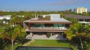 100 Modern Miami Homes Studio MK27 Completes Beach House With Its Own Private Lagoon