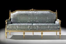canape louis xvi baroque furniture hifigeny custom furniture