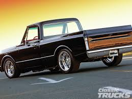 Classic Chevrolet Truck | 1970 Chevrolet C10 Rear..Re-Pin Brought To ...