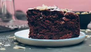 veganer kirsch schokoladen kuchen
