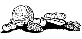 Lettuce clipart fruits and ve able 9
