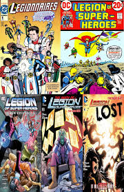 Legion Of Super Heroes Collection V1 V7 Series Mini TPBs Extras 1972 2015 Scans Digital