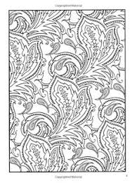 Amazon Paisley Designs Coloring Book Dover Design Books 9780486456423 Marty Noble