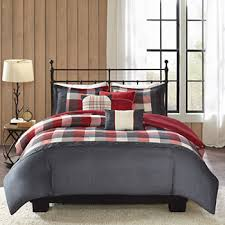 Plaid Duvet Covers for Bed & Bath JCPenney