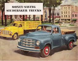 100 1950 Studebaker Truck Brochure