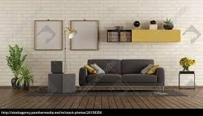 stockfoto 26158350 modernes wohnzimmer mit sofa