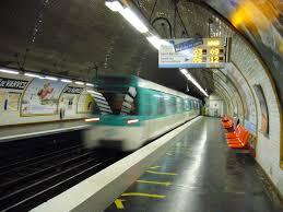 metro denis porte de porte de vanves métro