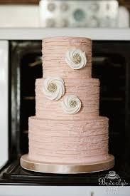 Scratch Iced Buttercream Wedding Cake By Beverlys Best Bakery