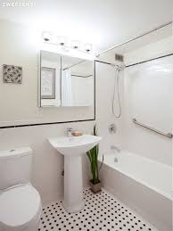 modern classic bathroom up