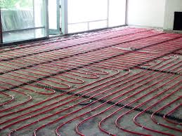 Pex Radiant Floor Heating by Seymour Krieger House Enjoys Second Generation Of Radiant Along