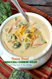 Panera Pumpkin Muffin Ingredients panera bread broccoli cheese soup can u0027t stay out of the kitchen