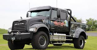 100 Mack Trucks Volvo Honor Military Heroes In Annual Ride For