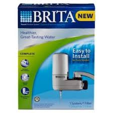 Pur Faucet Filter Replacement Instructions by Brita Saff 100 Faucet Filter And Other Brita Faucet Water Filters