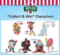 Ritas Italian Ice Begins CANDY LAND Collect And Win Game Today