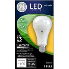 buy the general electric 65735 dimmable led light bulb 12 watt