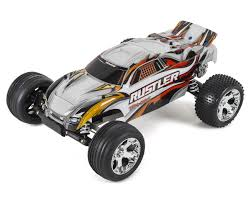 Traxxas Rustler 1/10 RTR Stadium Truck (White) [TRA37054-1-WHT ... Traxxas Rustler 110 Rtr 2wd Electric Stadium Truck Rock N Roll W White Tra370541wht 370764rnrs Vxl Brushless Xl5 Battery And Nitro 25 With Tsm Blue Tra370541blue 4wd Scale Rc Car Wikipedia Traxxas Rustler Blue Brushed Tq 24