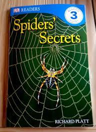 Preschool Halloween Spider Books by Spiders