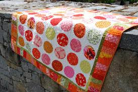 Make It A Wonderful Life by Make It A Wonderful Life Simple Circle Quilt Tutorial Part One