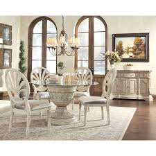 Ortanique Round Dining Room Set Millennium FurniturePick In Ideas 2