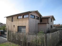 maison en bois cap ferret exemple de maison contemporaine typique en vente sur la commune de