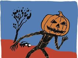 The Runaway Pumpkin Pdf by Pumpkin Head The New Yorker