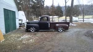 1951 Ford Truck - YouTube 1951 Ford F1 Pickup F92 Kissimmee 2016 Classics For Sale On Autotrader This Stole The Thunder Of Every Modern Fseries Truck File1951 Five Star Cab 12763891075jpg Bangshiftcom Truck Might Look Like A Budget Beater Hot Rod Network Classic Car Show Travelfooddrinkcom 1948 Studio Martone Ford Mark Traffic