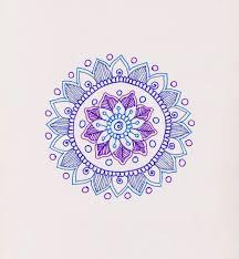 A Step By Tutorial For Creating Mandalas Mandala