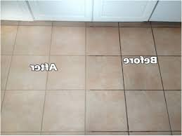 does cleaning grout with baking soda and vinegar really work from