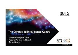 the uts connected intelligence centre