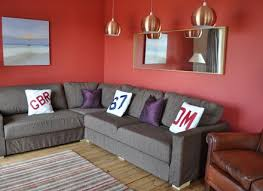 Red Living Room Ideas by Gray And Red Living Room Ideas Pictures Corner Fireplace