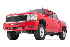 Mesh Replacement Grille For 2007-2013 Chevrolet Silverado 1500 ...